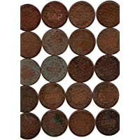 Collection House-20-quarter annaa British India Old Coin for Collection