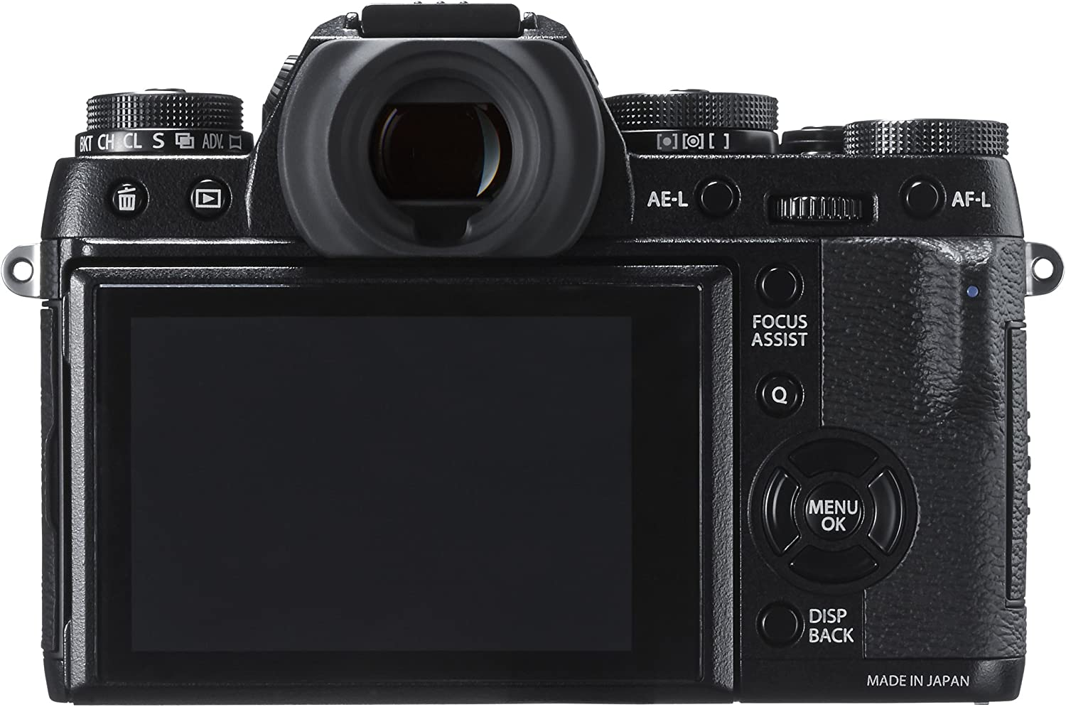 Fujifilm X-T1 16 MP Mirrorless Digital Camera with 3.0-Inch LCD (Body Only) (Weather Resistant) (Old Model)