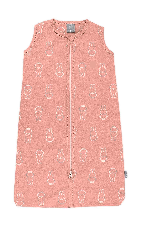 Miffy Dark Peach Gigoteuse d/ét/é pour votre enfant Qualit/é sup/érieure Dimensions 70 cm avec fermeture /éclair