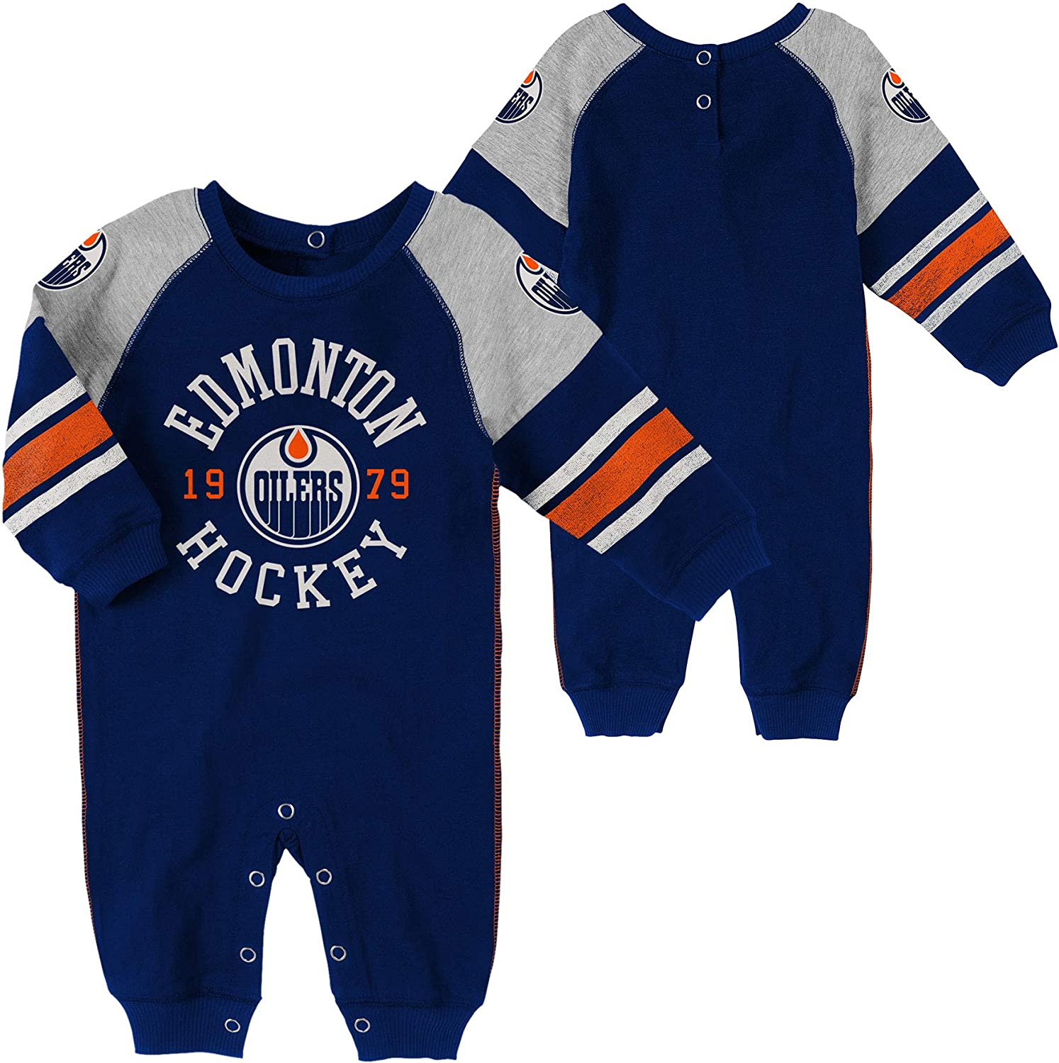 Edmonton Oilers Infant Old Soul Romper
