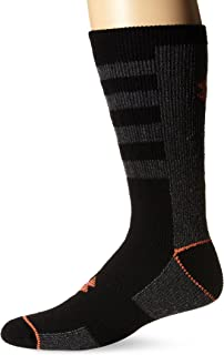 9b776ed90f Amazon.com : Under Armour Hitch Heavy 3.0 Boot Socks, 1-Pair ...