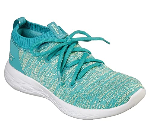 5dede623a3737 Skechers 15070 Turq Go Run Turquoise Women Running Shoes Sneakers Workouts