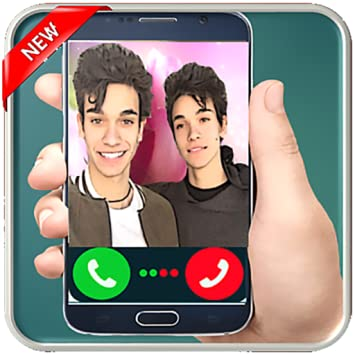 Amazon com: Call From Lцcаs and Маrcцs - Free Fake Phone