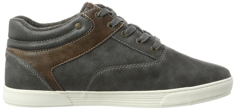 Mustang Herren 4120-501-259 Hohe Sneaker: Amazon.de: Schuhe & Handtaschen