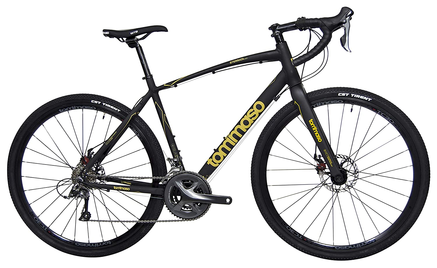 Tommaso Sterrata Shimano Claris R2000 Best Touring Bikes Under $1000