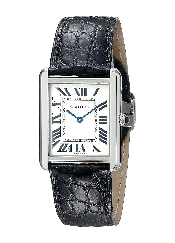 [カルティエ]Cartier 腕時計 クォーツ タンクソロLM W5200003 電池交換済み メンズ [中古] B004EHKLKE