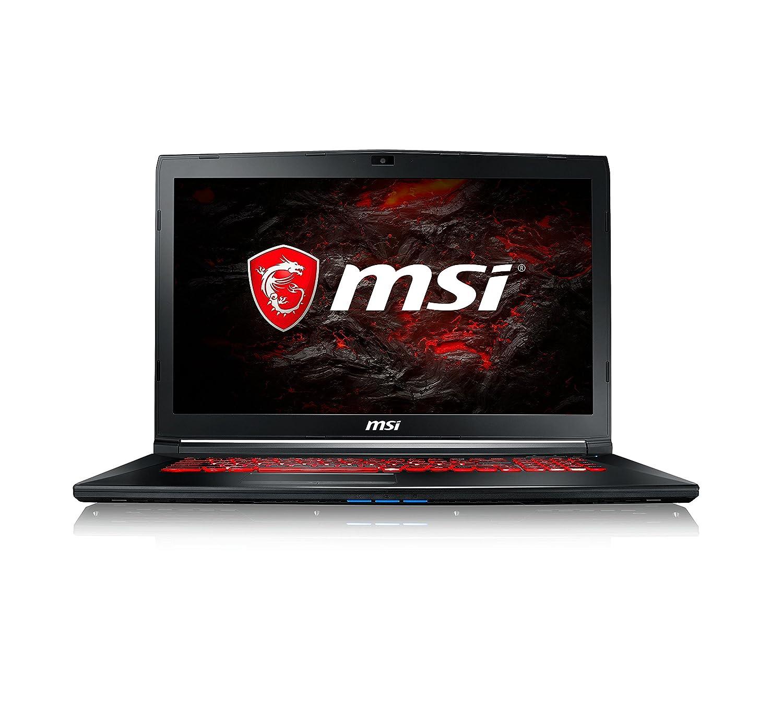 MSI GL72MVR 7RFX-864XES - Ordenador portátil de 17.3