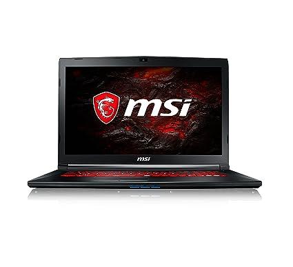 "MSI GL72MVR 7RFX-864XES - Ordenador portátil de 17.3"" (Kabylake i7-7700HQ"