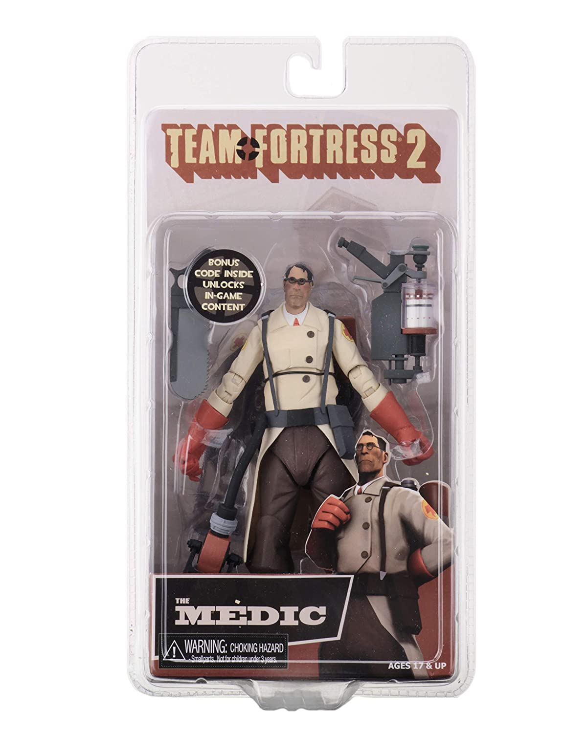 NECA - Team Fortress 2 - 7
