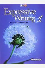Expressive Writing 1: Workbook Paperback