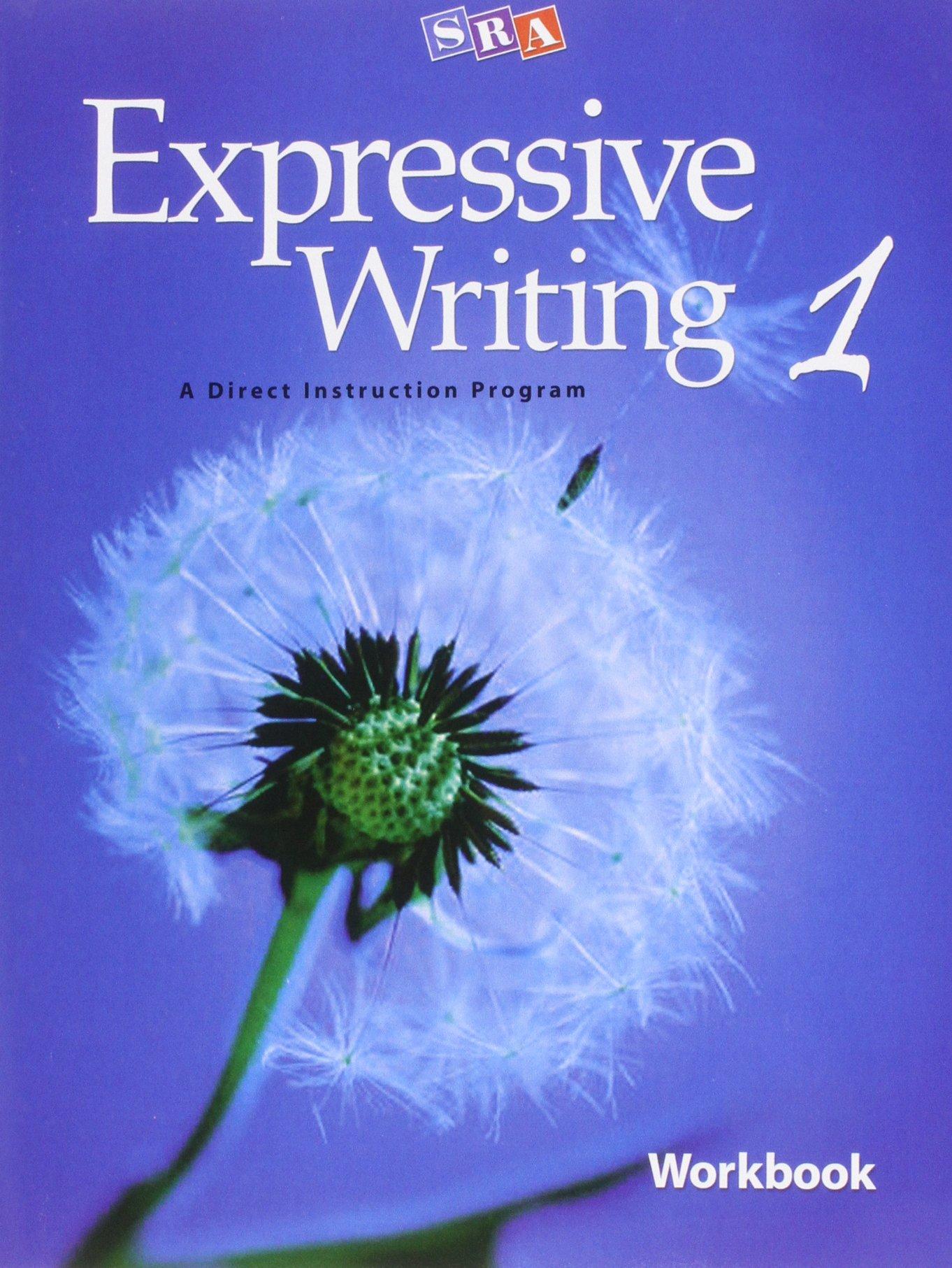 Expressive Writing Level 1 Workbook Workbook Bk 1 Amazon
