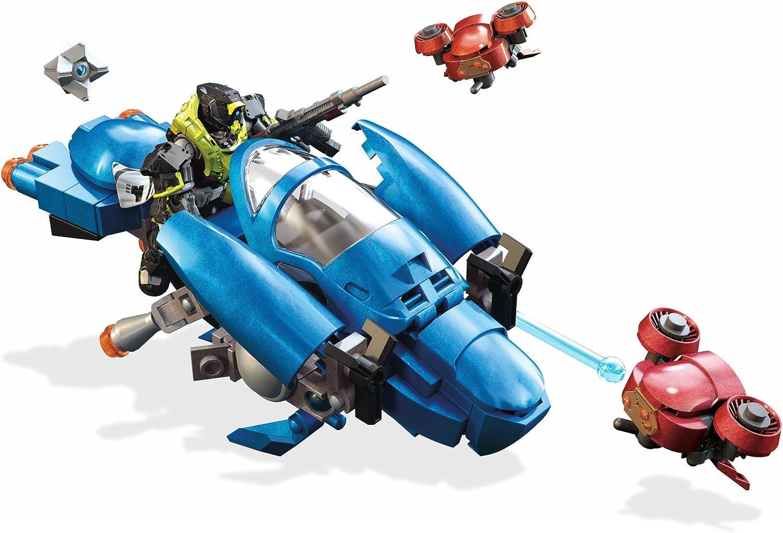 Mega Construx Destiny Heavy Pike Patrol with Guardian Figure #FNP30 198 Pcs NIB
