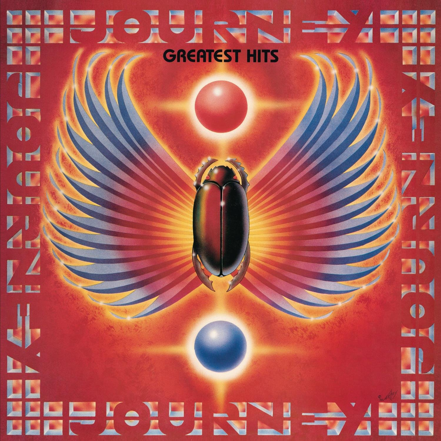 Journey's Greatest Hits by Legacy