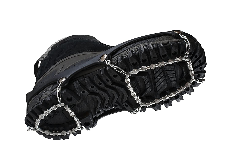 ICEtrekkers Diamond Grip – Steigeisen / Schuhkrallen / Spikes für Schuhe