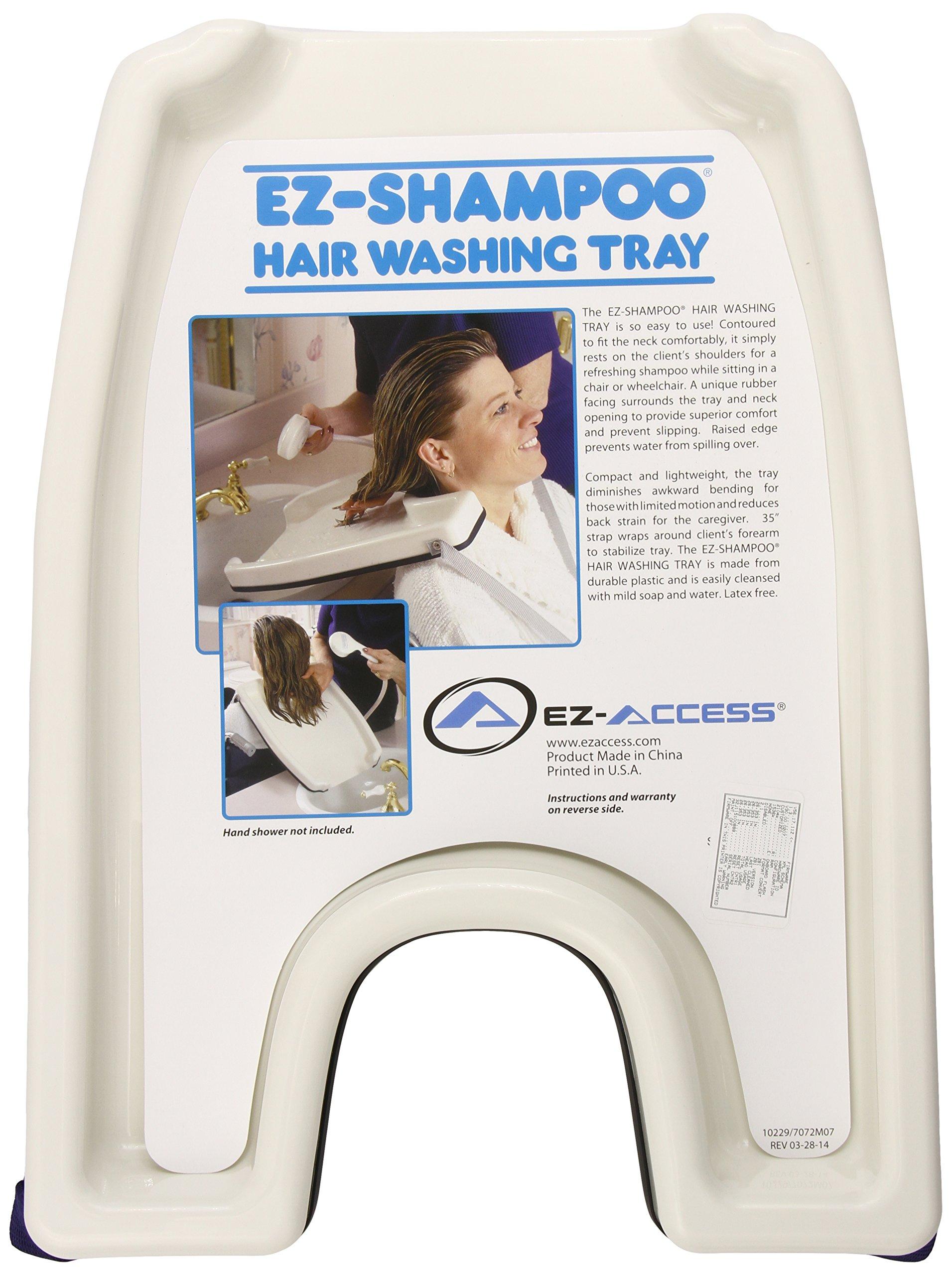 EZ-Shampoo Hair Washing Tray by Home Care