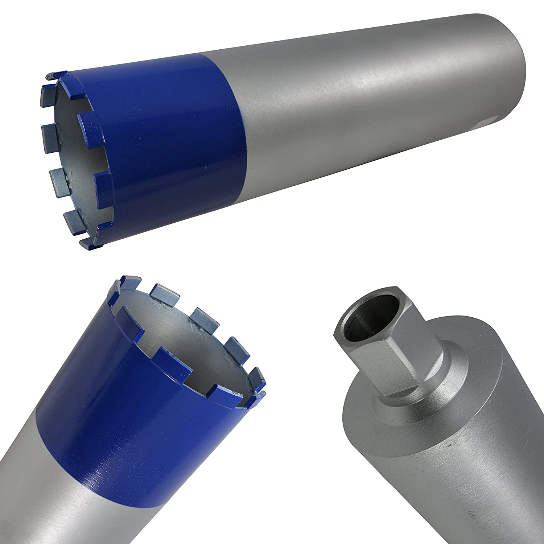 MDW Diamant Nass-Bohrkrone /Ø 47-300 mm x NL 450 mm Typ Dach Speed