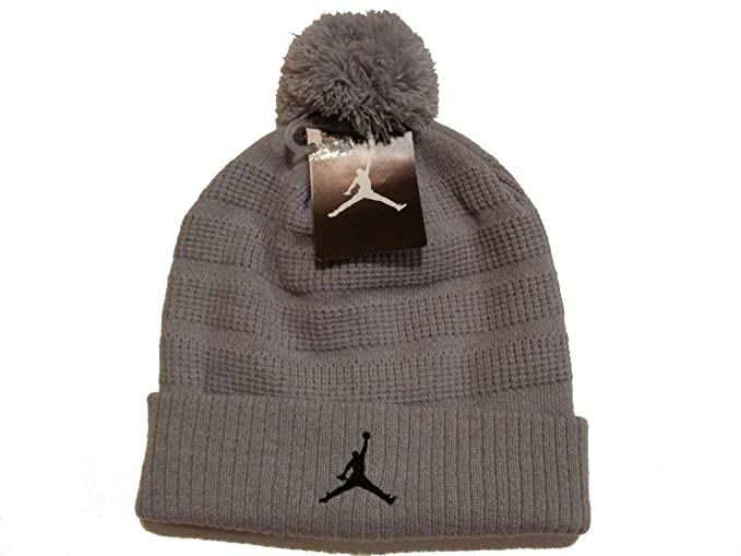 b479f089843 Image Unavailable. Image not available for. Color  NIKE Youth Boys Jordan  Jumpman 23 AIR Snowboard Ski Hat Pom Beanie Cap