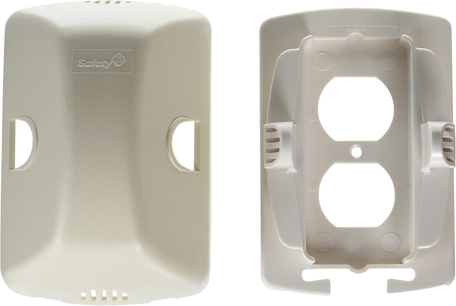 Safety 1st 48308 Outlet Cover With Cord Shortener by Safety 1st: Amazon.es: Bebé