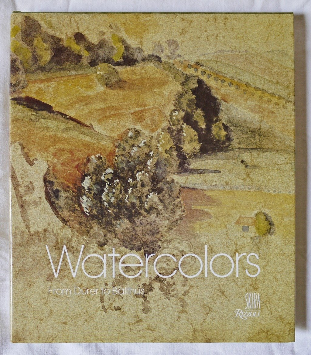 Watercolors, Leymarie, Jean