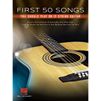 First 50 Songs You Should Play on 12-String Guitar book cover