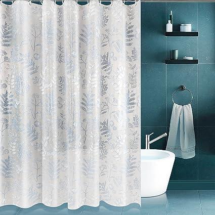 SPARIN Shower Curtain Anti Mold BacterialEVA Waterproof Bathroom
