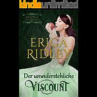 Der unwiderstehliche Viscount (Herzöge des Krieges 1)