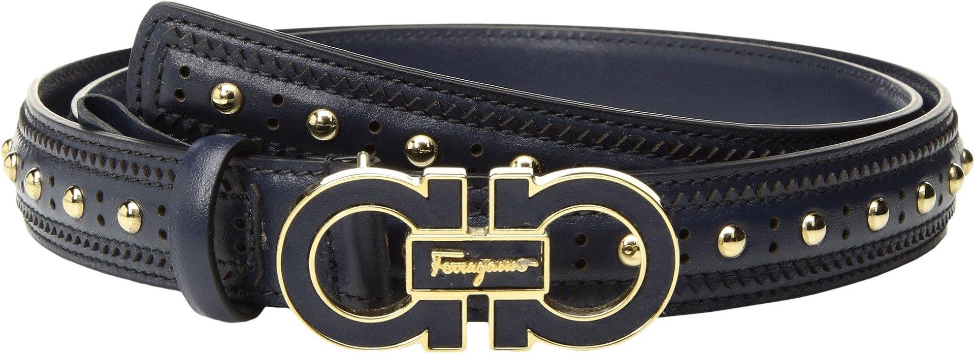 Salvatore Ferragamo Women's 23B513 Belt Mirto 100 (40'' Waist) by Salvatore Ferragamo