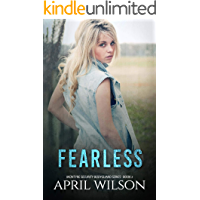 Fearless: (McIntyre Security Bodyguard Series - Book 2) book cover