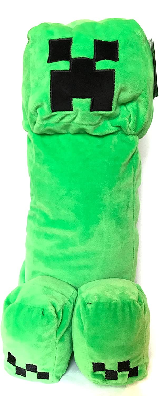 Minecraft Creeper Body Pillow