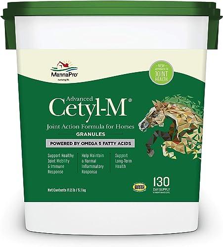 Cetyl M Manna Pro Equine Joint Supplement Granule, 11.2 LB