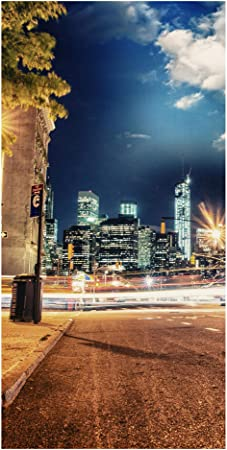 Wandmotiv24 Fond Décran De La Porte Brooklyn New York La