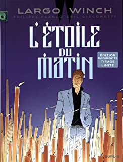 largo winch l toile du matin