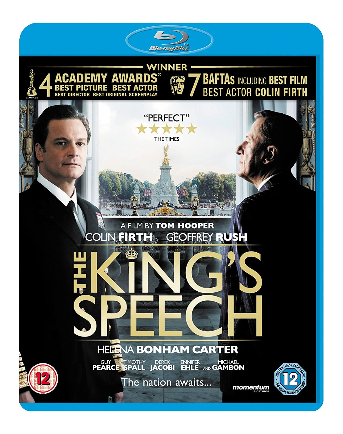The kings speech blu ray 2010 amazon colin firth the kings speech blu ray 2010 amazon colin firth geoffrey rush michael gambon helena bonham carter guy pearce timothy spall derek jacobi geenschuldenfo Images