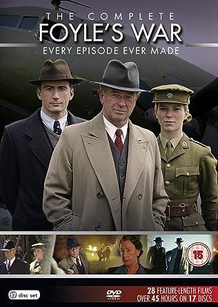 Foyle's War - Series 1-8 Complete [DVD]: Amazon co uk