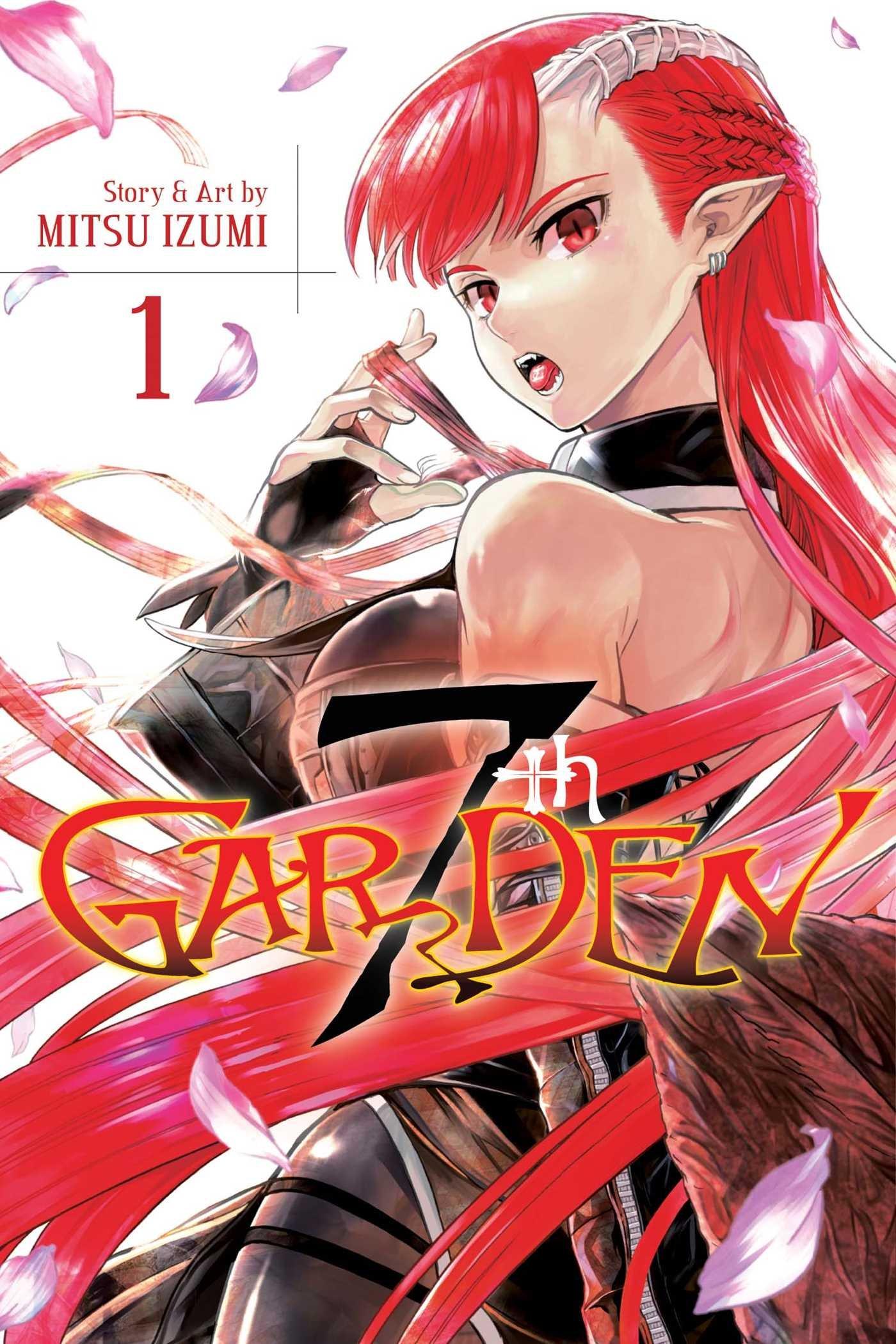 7th Garden, Vol. 1 ebook