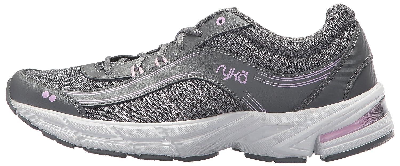 Ryka Women's Impulse Walking Shoe B071X51JBZ 6.5 W US Grey/Pink