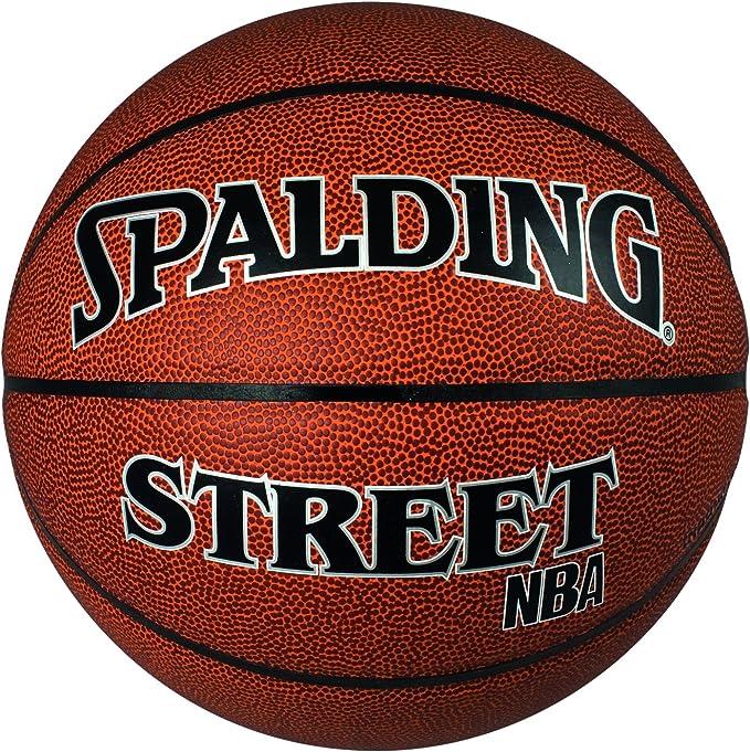 Spalding NBA Street - Balón de Baloncesto, Color Naranja - 5 UK ...