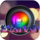 DSLR Camera Blur Effect