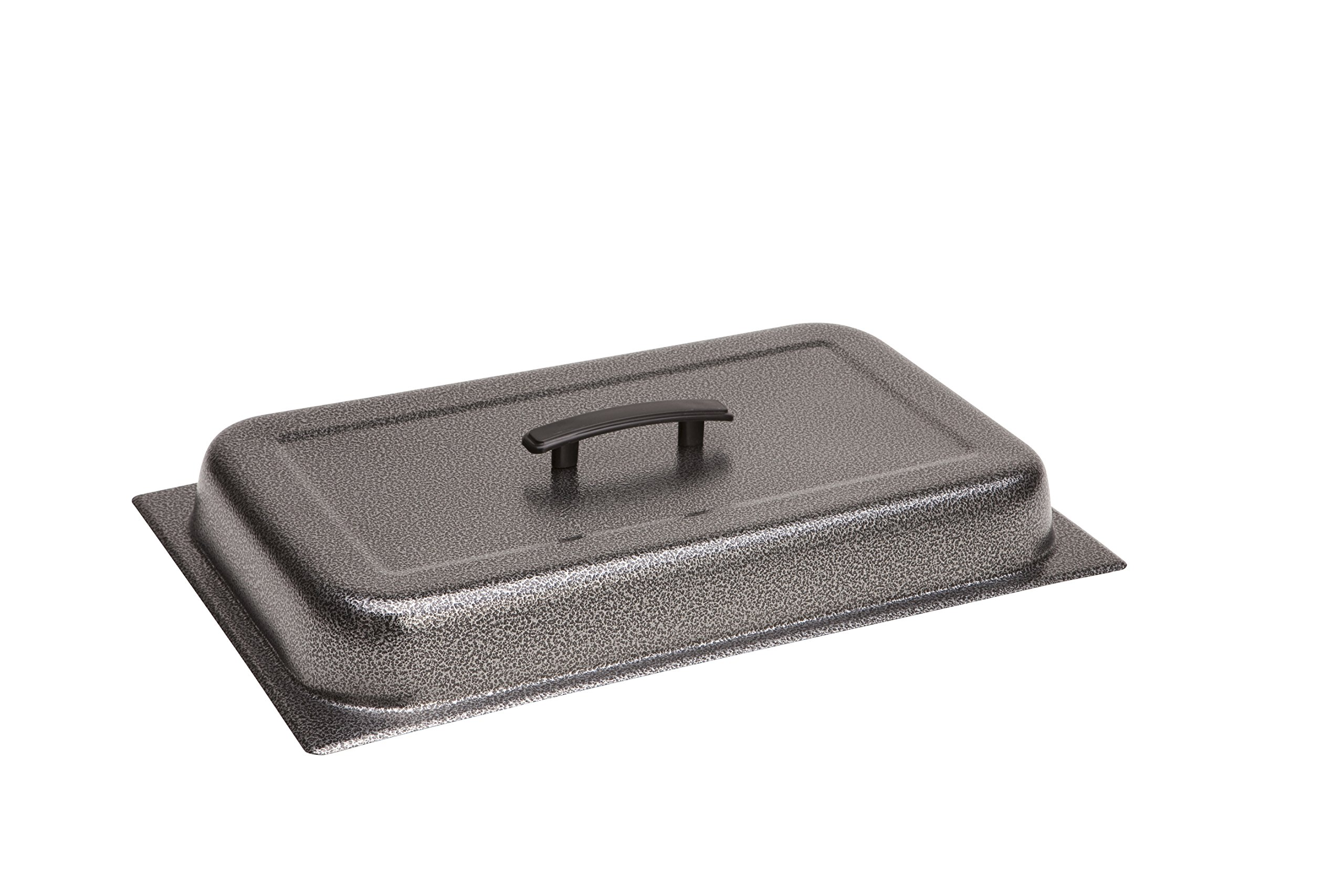 Sterno 70114 WindGuard Chafing Dish Lid, Silver Vein by Sterno