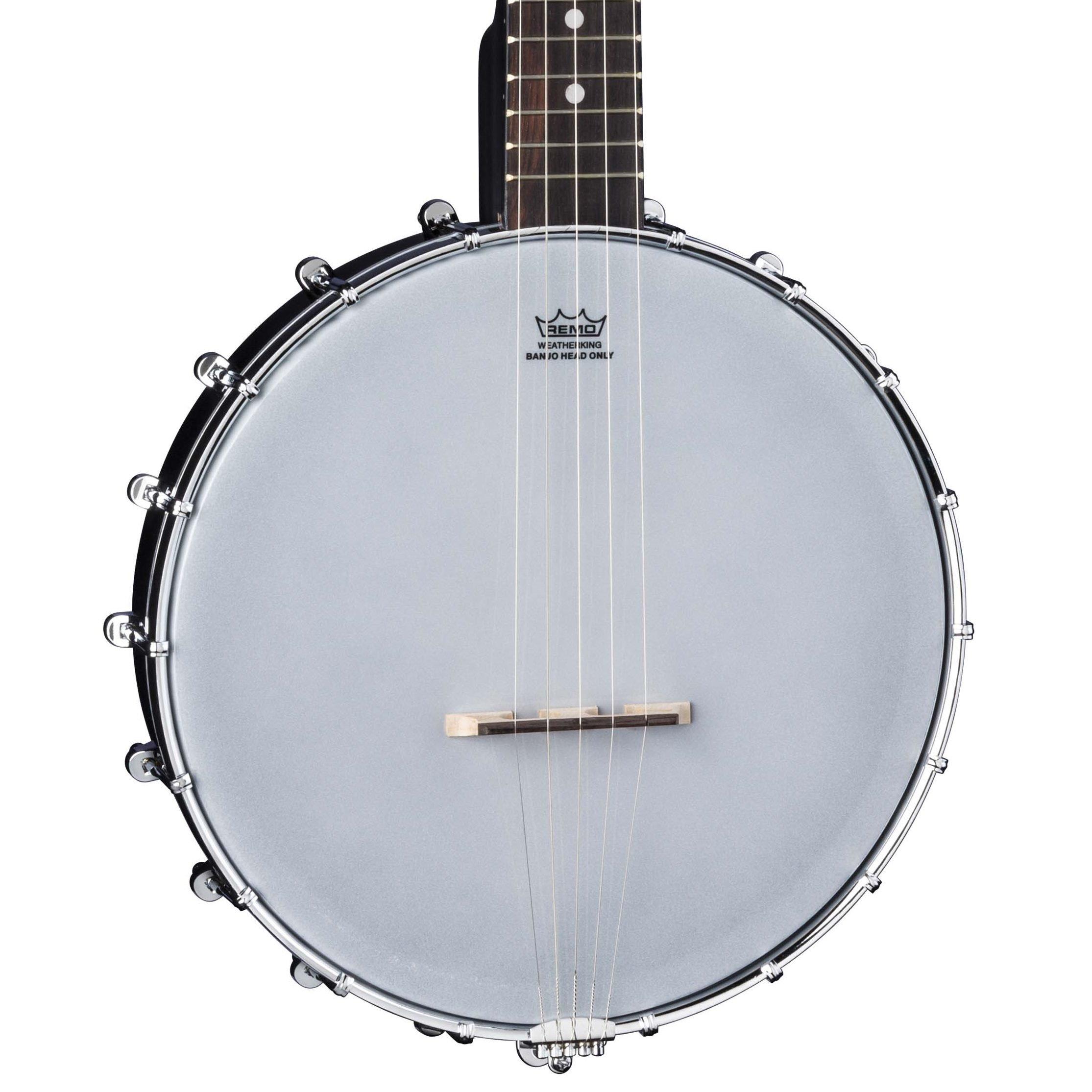 Dean Backwoods Mini Travel Banjo