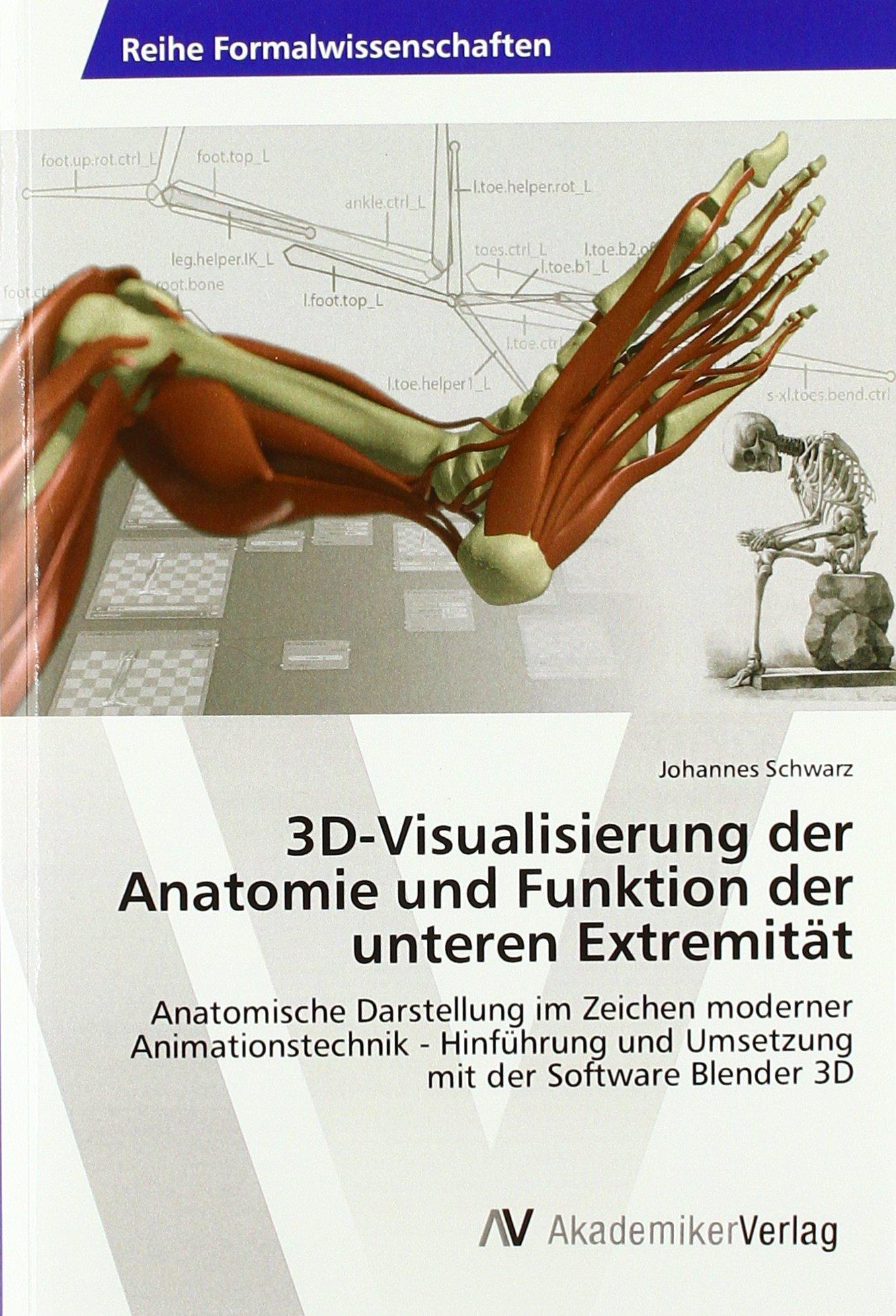 Fein Gefäßanatomie Der Unteren Extremität Galerie - Menschliche ...