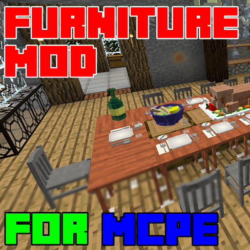 MOD: Furniture Mods for MCPE and PE new 2018 (Pocket Mods)