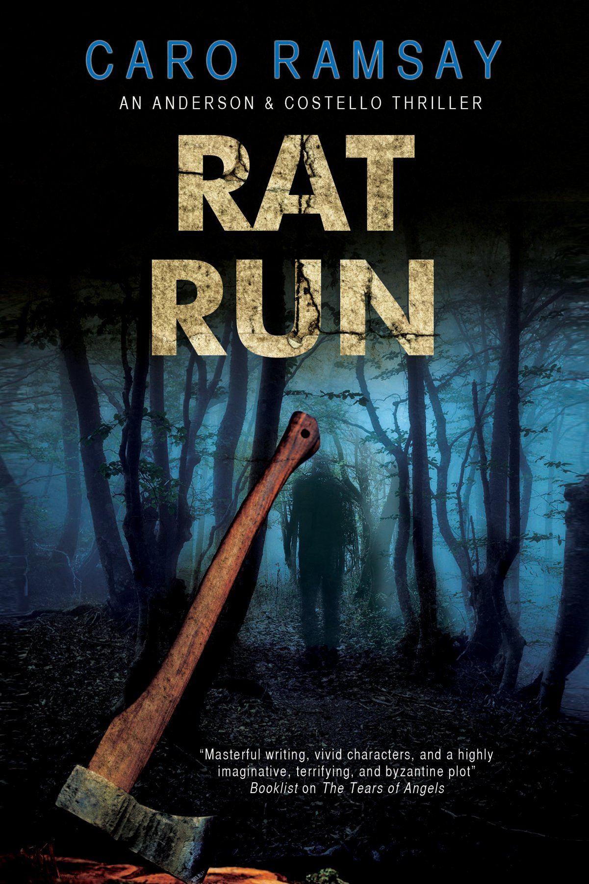 Download Rat Run: An Scottish police procedural (An Anderson & Costello Mystery) pdf