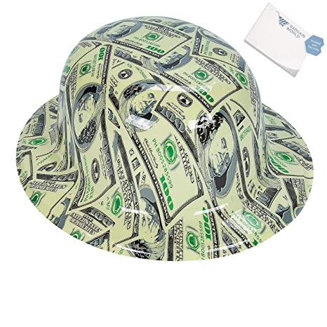 Image Unavailable. Image not available for. Color  Bargain World Money  Print Derby Hat ... 420f277dc9ba