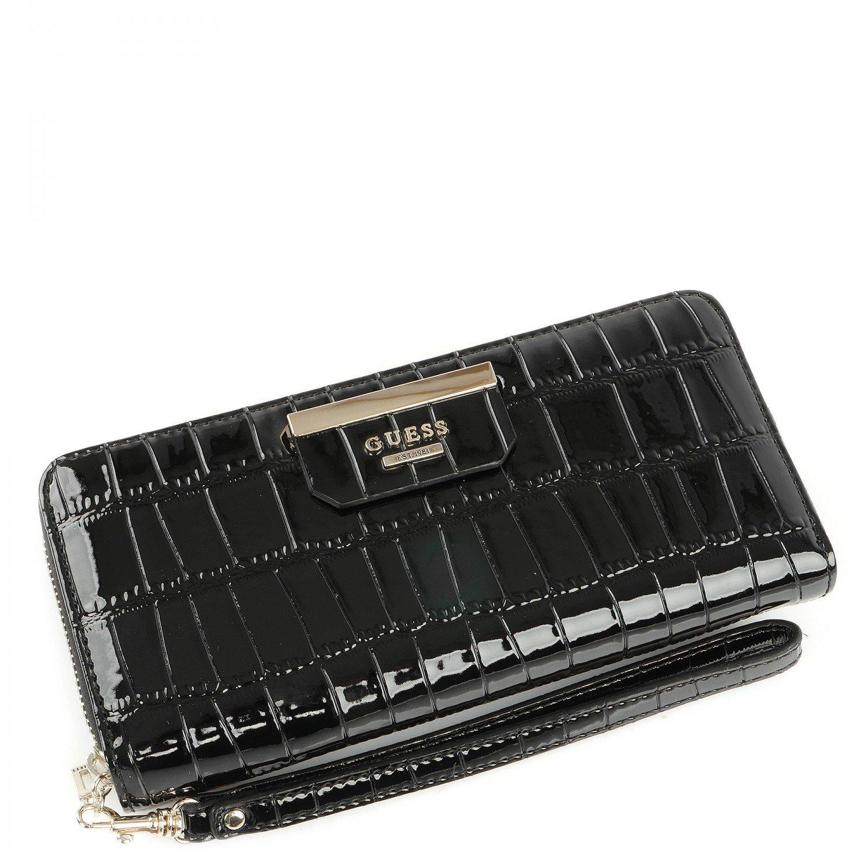 Monedero billetera Guess CG668346 negro: Amazon.es: Equipaje