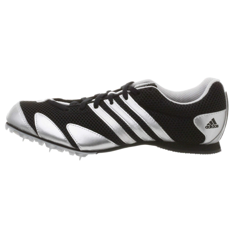 adidas Men's Cosmos 07 Track Shoe,Black/Metsilver/Blk,7.5 M by adidas (Image #6)