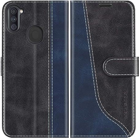Mulbess Handyhülle Für Samsung Galaxy M11 Hülle Elektronik