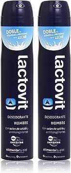 Lactovit - 48h Lacto Defense - Desodorante para hombre spray - 1 ...