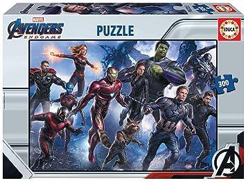 Educa Borrás- Avengers Endgame Puzzle, Color Variado, 100 Piezas (18097)