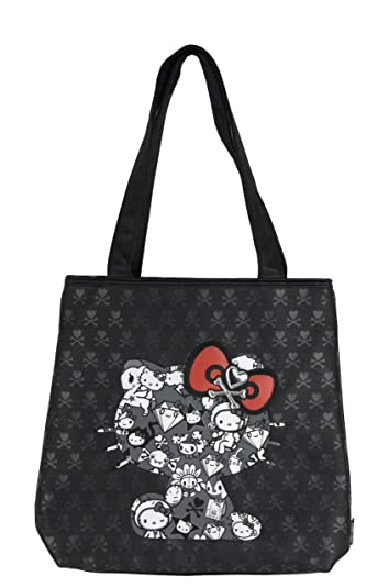 e62118ac2 Amazon.com: Tokidoki Hello Kitty Tote Handbag: Shoes